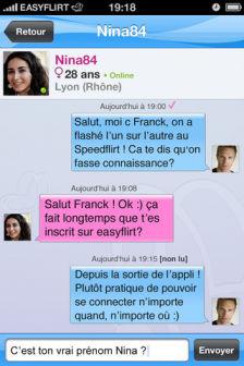Easy Flirt Les bons plans de lApp Store ce mercredi 1 août 2012