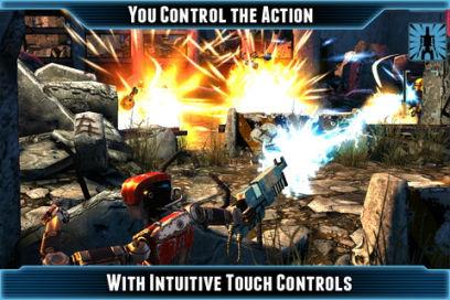 Epoch 2 5 superbes jeux iPhone et iPad à prix cassé ce Week End !