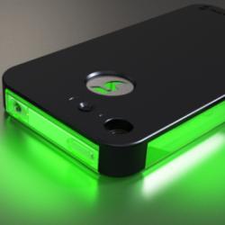 FLASHr une FLASHr : Et liPhone sillumine !