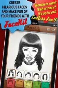 Facekit result 200x300 Les bons plans de l'App Store ce vendredi 24 Août 2012