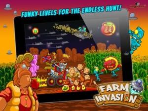 Farm Invasion result 300x225 Les bons plans de l'App Store ce jeudi 23 Août 2012