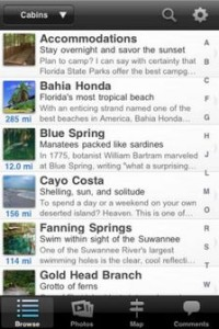 Florida State Parks result 200x300 Les bons plans de l'App Store ce mercredi 22 Août 2012