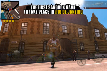 Gangstar Rio City Saints 5 superbes jeux iPhone et iPad à prix cassé ce Week End !