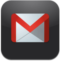 Gmail icon iOS Lapplication Gmail se met à jour et sauvegarde vos images