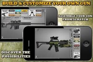 Gun Builder result2 300x200 Les bons plans de l'App Store ce samedi 25 Août 2012