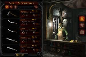IMG 1383 Test de ORC   Vengeance : Aidez Rok à explorer de nombreux donjons...(2,39€)
