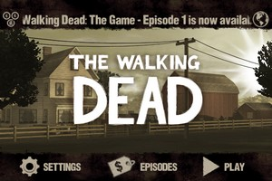IMG 1407 Walking Dead   The Game : Un véritable film interactif...(3,99€)