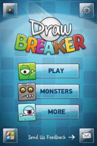 IMG 1462 200x300 Test de Draw Breaker, Le casse brique comme vous ne lavez jamais vu ! (0.79€)