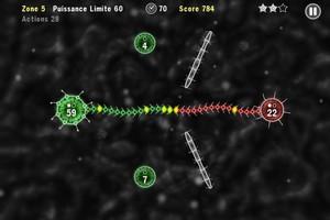 IMG 1476 Test de Tentacle Wars : Défendez votre microcosme des cellules ennemies...(0,79€)