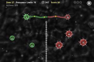 IMG 1488 Test de Tentacle Wars : Défendez votre microcosme des cellules ennemies...(0,79€)