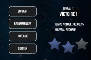 IMG 1506 300x200 Test de Black Stars, la stratégie au centre de lunivers (1.59€)