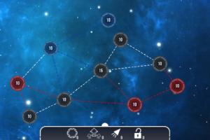 IMG 1508 300x200 Test de Black Stars, la stratégie au centre de lunivers (1.59€)