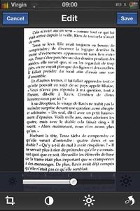 IMG 1514 Test de ABBYY FineScanner : Scannez et classez aisément vos documents...(2,39€)