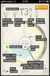 IMG 1526 200x300 Test de Partly Cloudy, une autre manière de consulter la météo (1.59€)