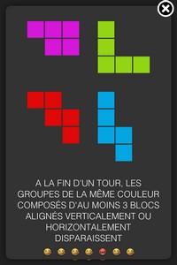 IMG 1639 Test de Pile : Un puzzle game non sans rappeler Tetris...(0,79€)