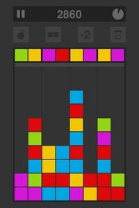 IMG 1643 Test de Pile : Un puzzle game non sans rappeler Tetris...(0,79€)