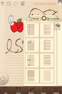 IMG 2444 200x300 Test de NoteLedge: votre nouveau carnet de bord (0,79€)