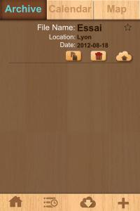 IMG 2446 200x300 Test de NoteLedge: votre nouveau carnet de bord (0,79€)