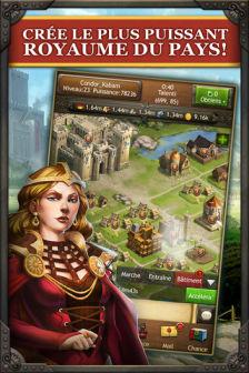 Kingdom Camelot Les bons plans de l'App Store ce samedi 25 Août 2012