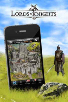 Lords Knights 2 Lords & Knights : Partez à la conquête du monde médiéval (Gratuit) !
