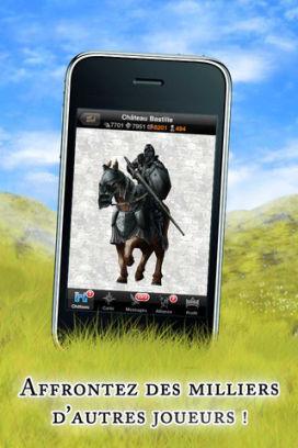 Lords knights 1 Lords & Knights : Partez à la conquête du monde médiéval (Gratuit) !