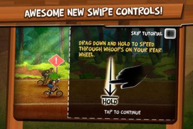 Mad Skills BMX 2 Mad Skills BMX : Les dieux de la route sont de retour ! (0,79€)