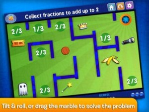 Marble math result 300x225 Les bons plans de l'App Store ce vendredi 17 août 2012