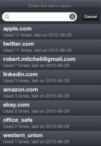Master Password result 209x300 Les bons plans de l'App Store ce vendredi 17 août 2012