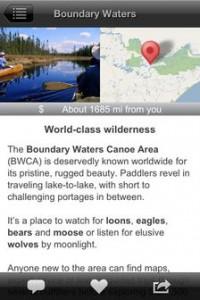 Minnesota lake vacations result 200x300 Les bons plans de l'App Store ce mercredi 22 Août 2012