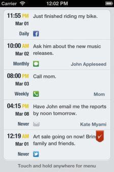 Remindsy Les bons plans de lApp Store ce mercredi 1 août 2012