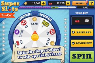 Super slots 1 Super Slots (Gratuit) : Explosez le Jackpot sur votre iPhone !