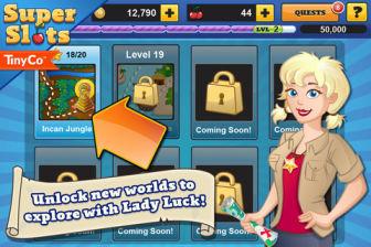 Super slots 2 Super Slots (Gratuit) : Explosez le Jackpot sur votre iPhone !