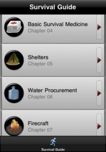 Survive It Wilderness Survival Manual result 209x300 Les bons plans de l'App Store ce jeudi 23 Août 2012