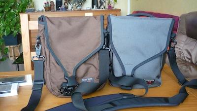TestRistretto 2 006 Test du nouveau modèle de sac Ristretto pour iPad (110€)