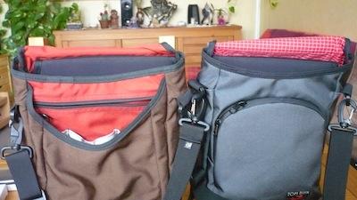 TestRistretto 2 009 Test du nouveau modèle de sac Ristretto pour iPad (110€)