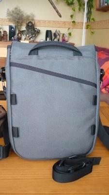 TestRistretto 2 016 Test du nouveau modèle de sac Ristretto pour iPad (110€)