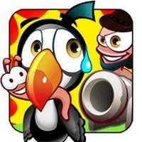 Worm Vs Birds Test de Worm Vs Birds : un sympathique Angry Birds like...(0,79€)