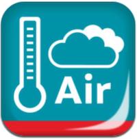 icon assistant air Assistant Air (Gratuit) : Météo et Écologie sur votre iPhone !