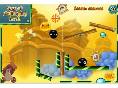 image 36 Test de Jelly Cannon Reloaded : Un jeu de réflexion qui vous mettra à lépreuve (0,79€)