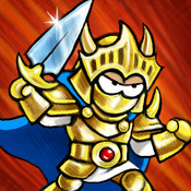 oneepicknighticon One Epic Knight (Gratuit) : Fuyez, valeureux chevalier !