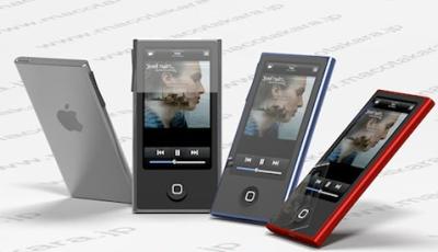 rumeur iPod nano Les rumeurs de la semaine: Keynote, iPhone 5, iPod nano...