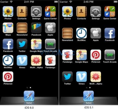 rumeur ios6 écran 4 pouces Les rumeurs de la semaine: iPhone 5, iOS6...