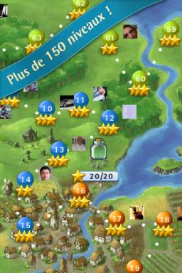 Bubble Witch 1 LApp Gratuite Du Jour By App4Phone : Bubble Witch Saga