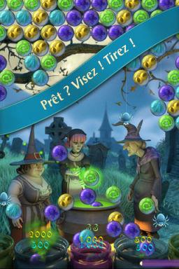 Bubble Witch 2 LApp Gratuite Du Jour By App4Phone : Bubble Witch Saga