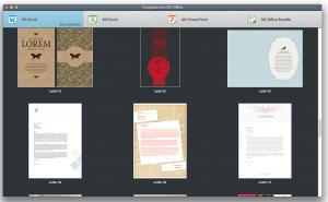 Capture d'écran 2012 09 25 à 11.07.06 300x185 App4Mac: Templates for MS Office, donnez forme à vos documents (gratuit)