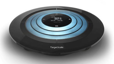 Ccrs TargetScale 011 Concours : Une balance connectée TargetScale à gagner (149€)