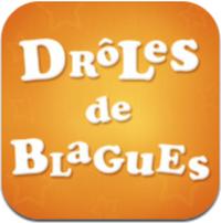 DrolesDeBlagues icon1 Lapplication gratuite du jour : Drôles De Blagues