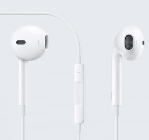 EarPods 300x283 iPhone 6 : des futurs écouteurs qui écoutent votre coeur ?