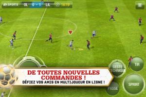 Fifa 13 image1 300x200 FIFA 13 By EA Sport (5,49€) disponible sur lApp Store