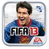 Fifa 13 logo FIFA 13 By EA Sport (5,49€) disponible sur lApp Store